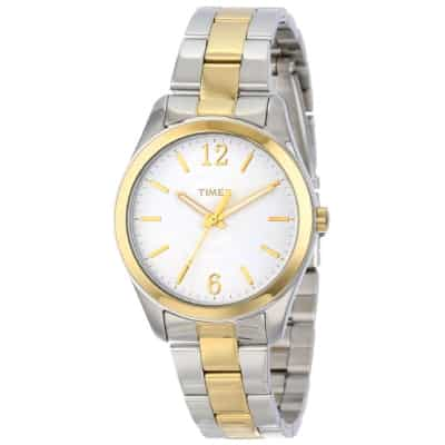 Timex Women's Ameritus Stainless Steel Watch