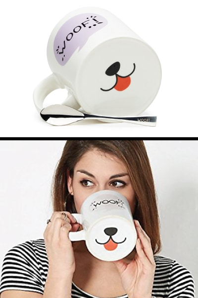 Woof Mug | Gifts for Dog Lovers