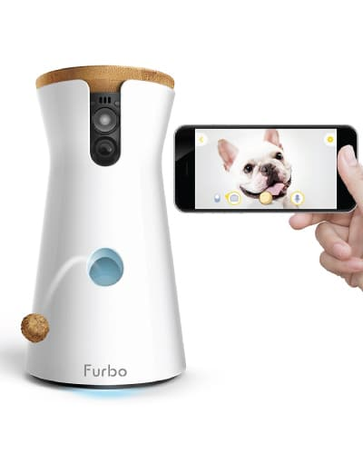 Furbo Smart Dog Camera | Gifts for dog lovers