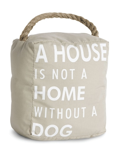 Dog Door Stopper | Dog Lover Gifts