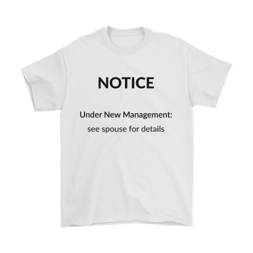 Retirement Notice T-Shirt