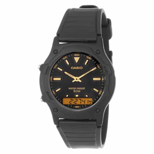 going away gift ideas for boyfriend - Casio Dual Time Watch