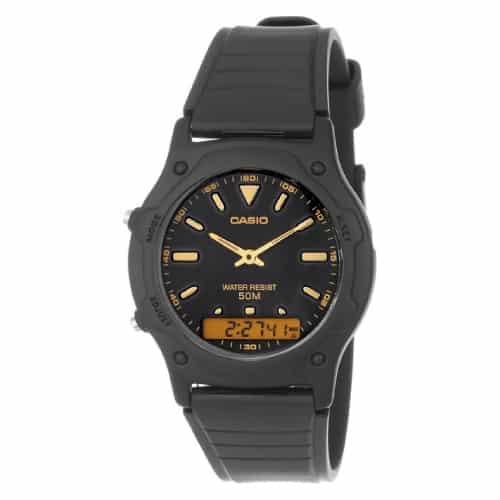 going away gift ideas for boyfriend - Casio Dual Time Watch