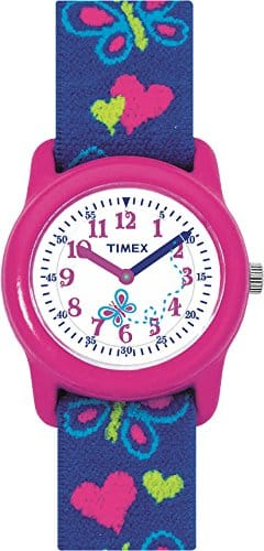 Timex Kids Hearts and Butterflies Watch