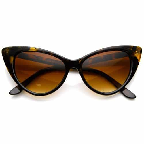 zeroUV Super Cateyes Sunglasses