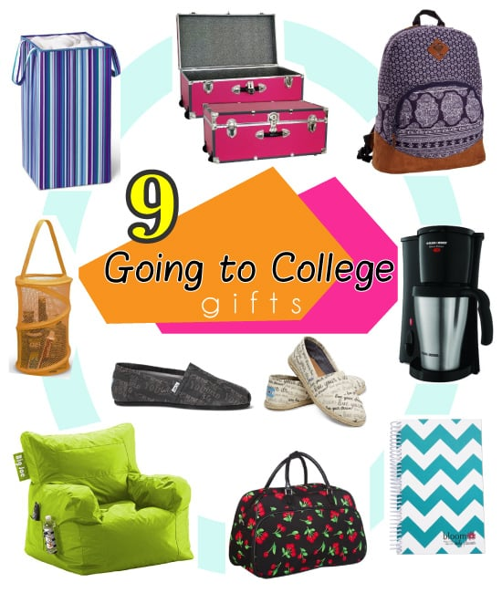9 Cool Going to College Gifts