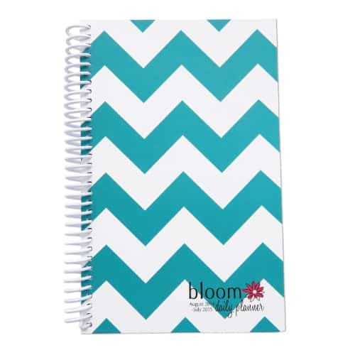 2014-15 Academic Year bloom Daily Day Planner | Going to College Gifts