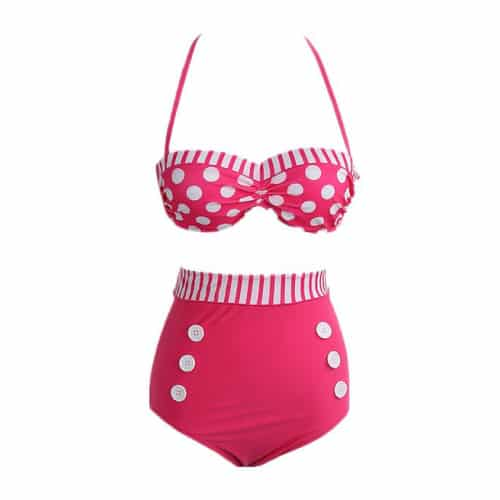 Women Pinup Rockabilly Swimwear ($11.90)