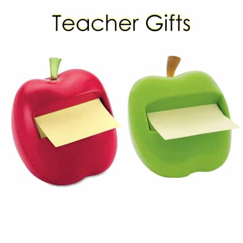 3M Pop-Up Apple Post-It Note Dispenser