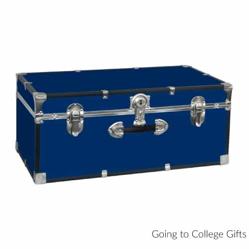 """The Collegiate """"I"""" Collection Trunk (Navy) 