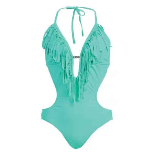 MW Women's Fringe Swimwear