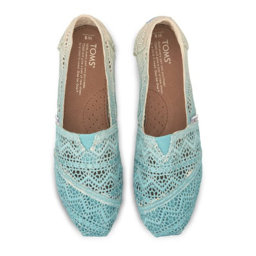TOMS Baltic Dip Dyed Women's Crochet Classics