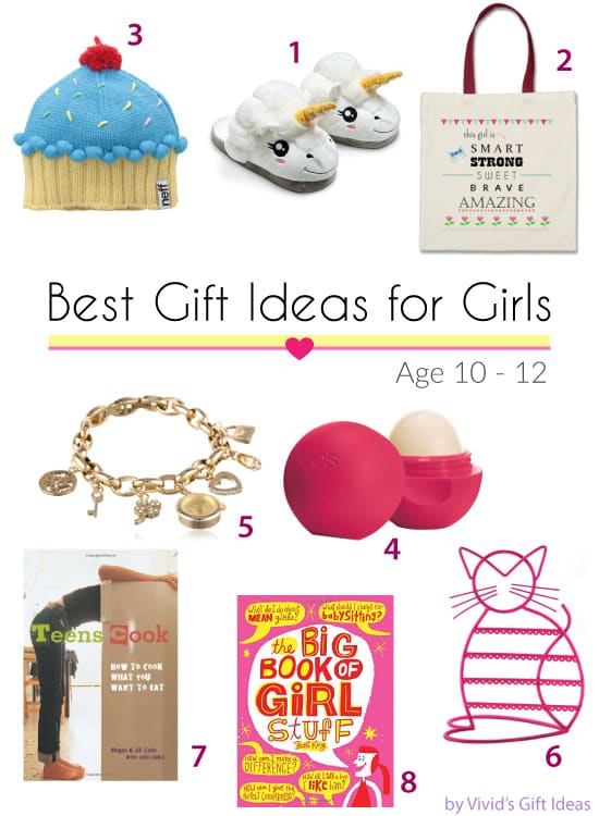 Gift Ideas For 10 12 Years Old Tween Girls Vivid 39 S Gift