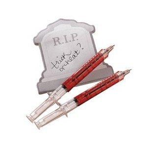 Novelty Syringe Pens