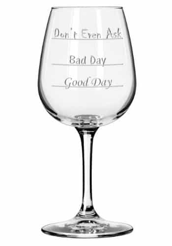 Mood Wine Glass