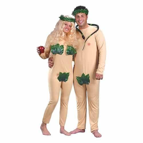 Adam and Eve Costume