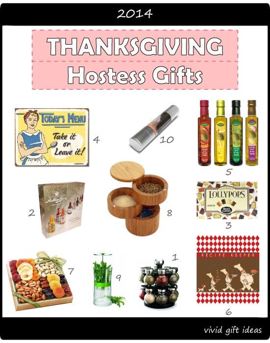 Thanksgiving Hostess Gifts