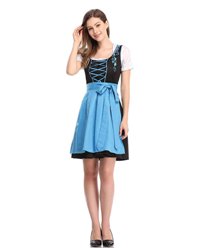 Lady in Dirndl