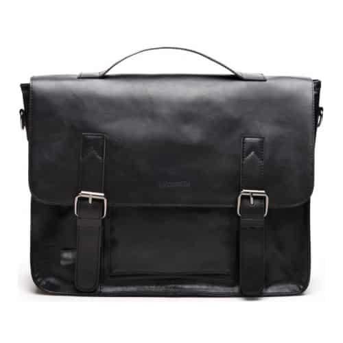 Good&god Vintage Leather Briefcase