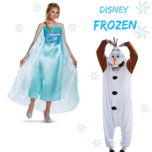 Disney Frozen Costume