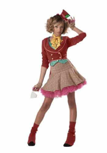 Teen/Tween Mad Hatter Costume