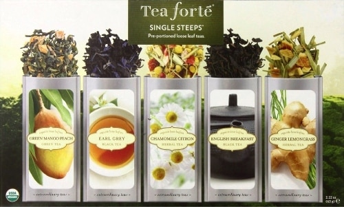 Tea Forte Loose Tea Sampler