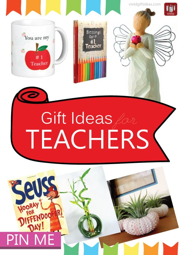 Gift Ideas for Teacher