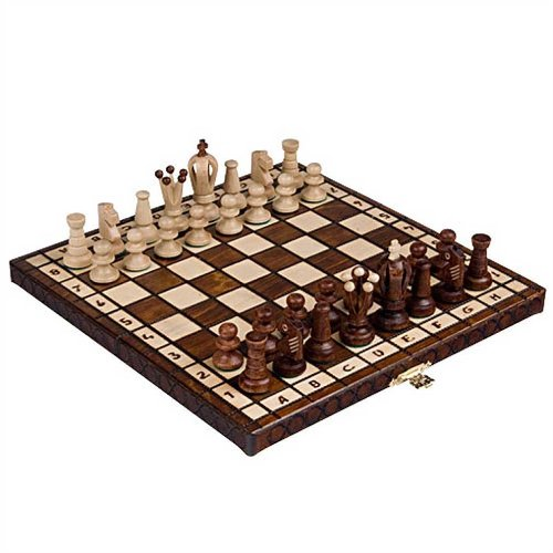Royal 30 European Handmade Chess Set