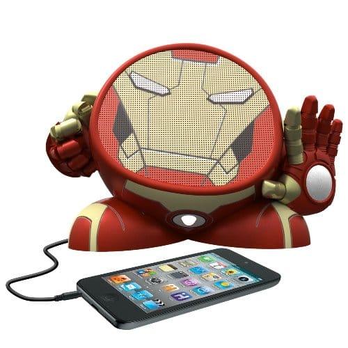 Marvel Avengers Iron Man Speaker