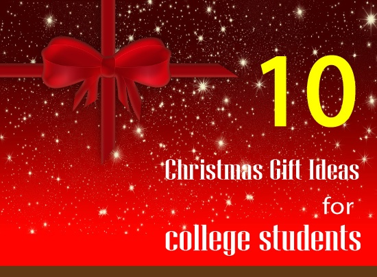 christmas gifts for college students Need to give gifts for the holidays or an upcoming birthday limited by your college-student budget check out these nice but low-cost gifts.