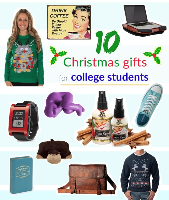 2014 Christmas Gifts for College Students