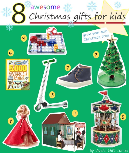 Best Christmas Gifts To Get For Kids 2014