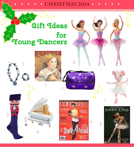 Christmas Gifts for Young Dancers