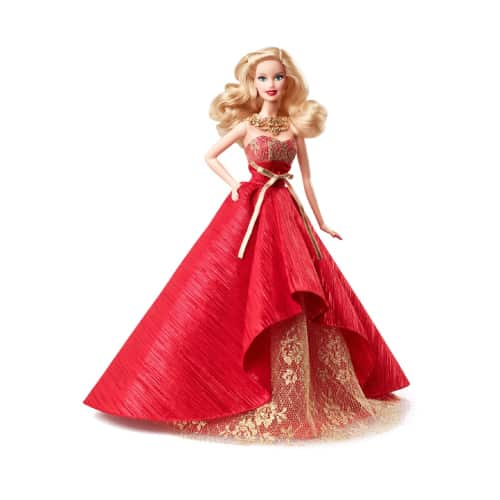 2014 Holiday Barbie Doll Collection