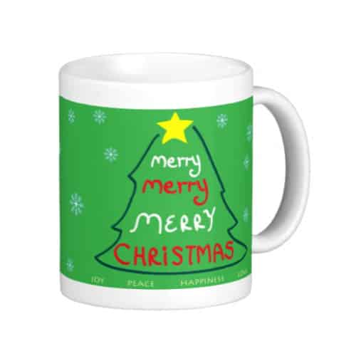 Christmas Mug for Dad