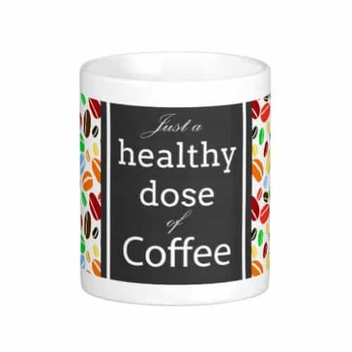 Coffee Beans Coffee Mug