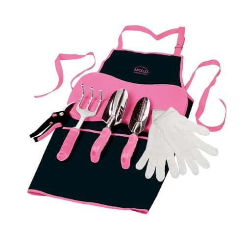 Apollo Precision Tools Pink Garden Kit