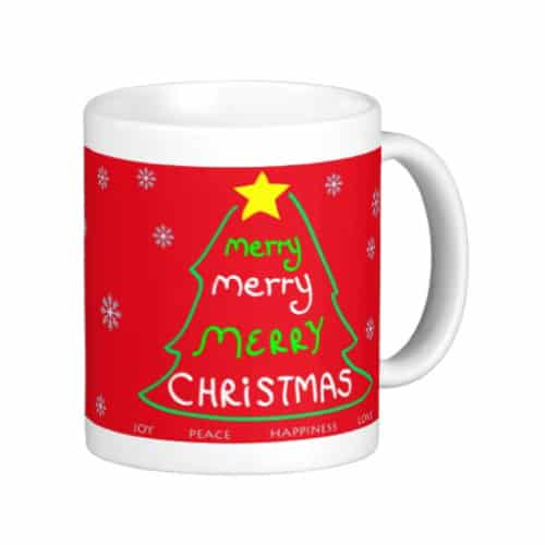 Christmas Mug for Mom