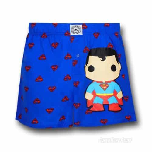 Funko DC Comics Superhero Men's Knit Boxers