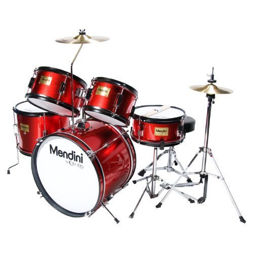Mendini Complete Junior Drum Set