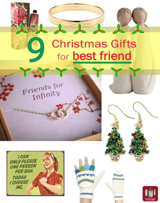 Best friend ideas for christmas