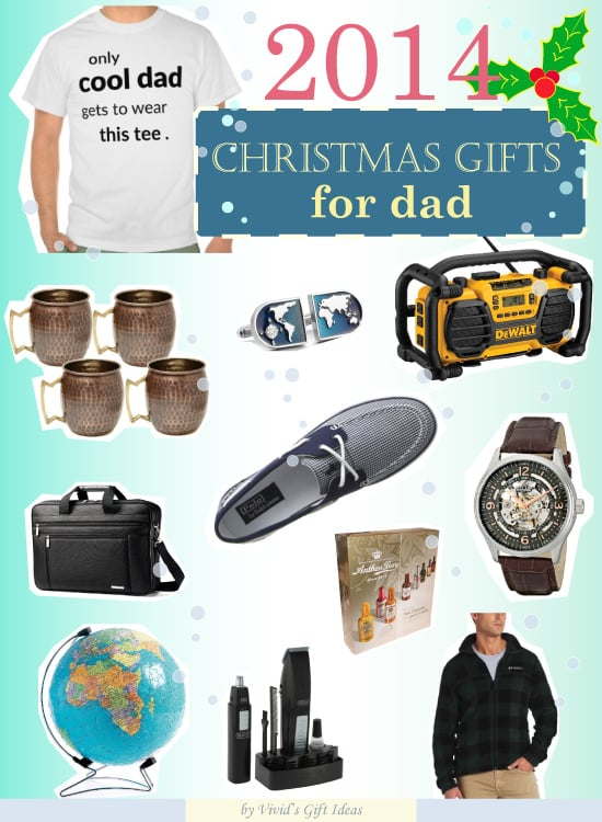 What Christmas Present to Get for Dad | VIVID\'S