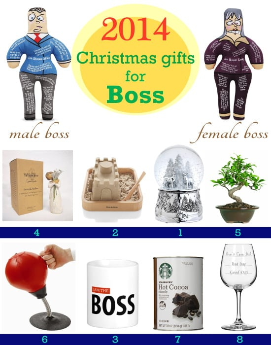 Male Boss Christmas Gift Ideas - Eskayalitim
