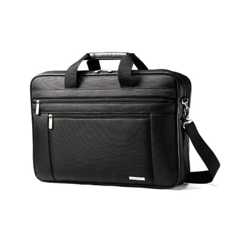 Samsonite Classic Two Gusset Toploader Bag