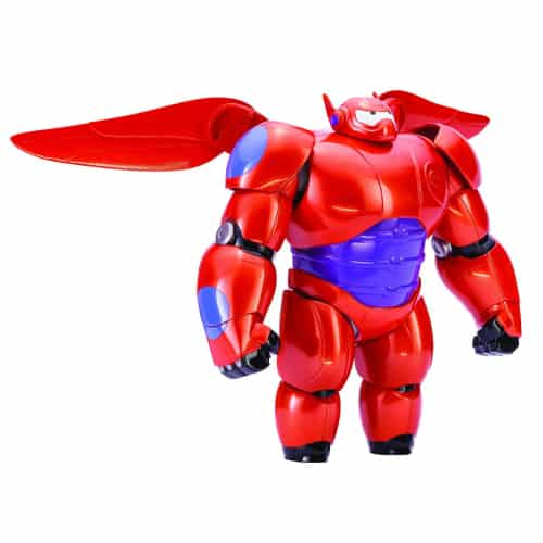 Baymax Action Figure