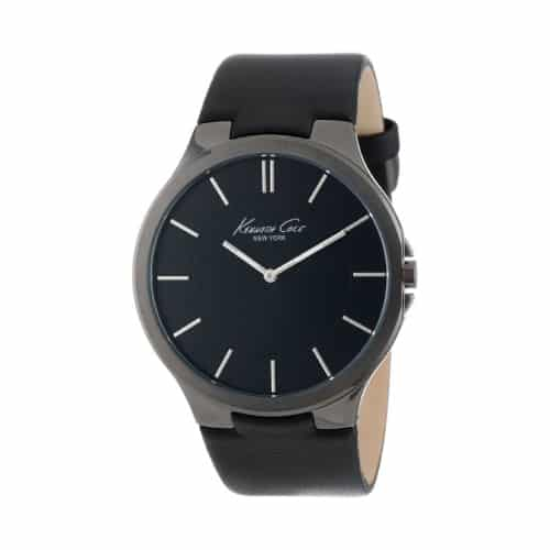 Kenneth Cole New York Men's KC1885 Leather Strap Watch