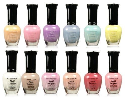 Kleancolor Collection Nail Polish Set