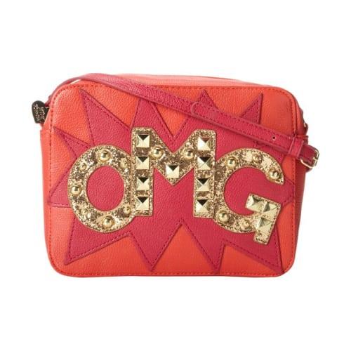 Betsey Johnson OMG Cross Body Bag
