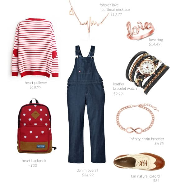 Valentines Outfit for Teens
