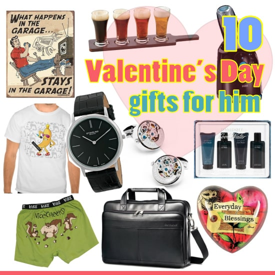 Valentines Day Gifts for Husband